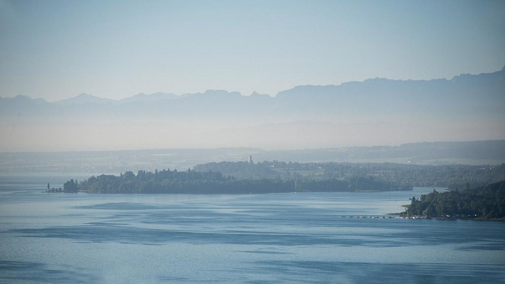 Bild von der Insel Mainau Bodensee