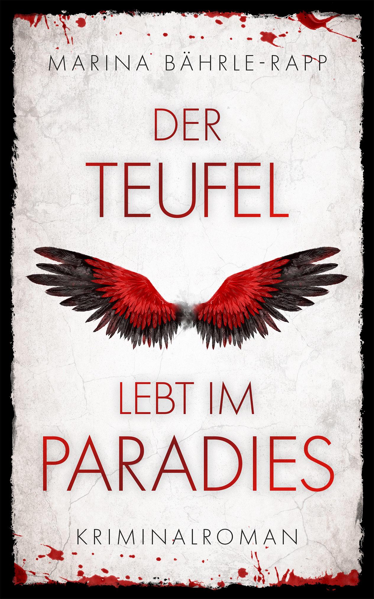 Buchcover Der Teufel lebt im Paradies