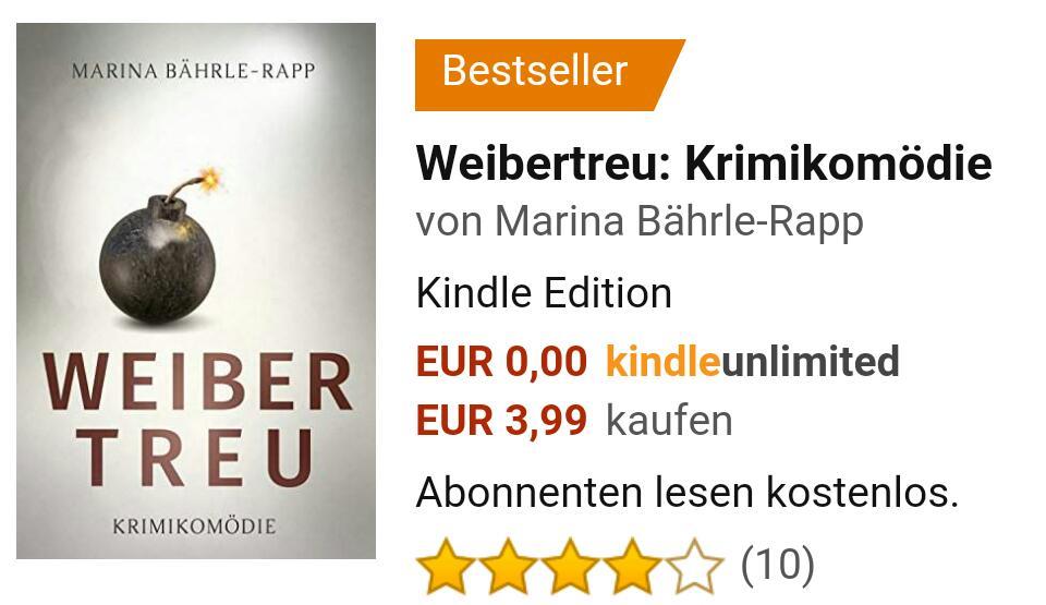 Weibertreu Bestseller